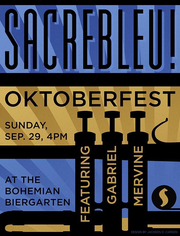 Bohemian Biergarten, September 29, 2013